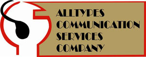Alltypes Communication Services Company Inc Logo